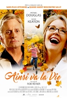 And So It Goes - French Movie Poster (xs thumbnail)