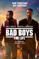 Bad Boys for Life - British Movie Poster (xs thumbnail)