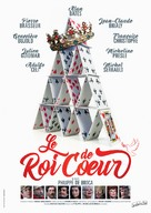 Roi de coeur, Le - French Re-release poster (xs thumbnail)