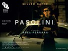 Pasolini - British Movie Poster (xs thumbnail)
