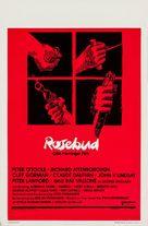 Rosebud - Belgian Movie Poster (xs thumbnail)