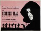 Det sjunde inseglet - British Movie Poster (xs thumbnail)