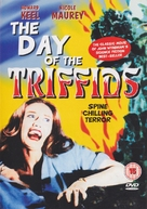 The Day of the Triffids - British Movie Cover (xs thumbnail)