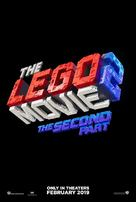 The Lego Movie 2: The Second Part - Logo (xs thumbnail)