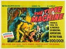 The Time Machine - Movie Poster (xs thumbnail)