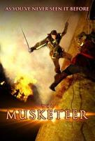 The Musketeer - DVD cover (xs thumbnail)