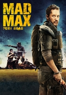 Mad Max: Fury Road - British DVD movie cover (xs thumbnail)