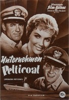 Operation Petticoat - German poster (xs thumbnail)