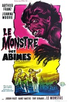 Monster on the Campus - French Movie Poster (xs thumbnail)