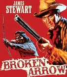 Broken Arrow - Blu-Ray cover (xs thumbnail)