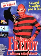Freddy's Dead: The Final Nightmare - French Movie Poster (xs thumbnail)