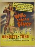 The Wife Takes a Flyer - Movie Poster (xs thumbnail)
