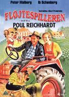 Fløjtespilleren - Danish DVD cover (xs thumbnail)