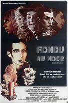 Fade to Black - French Movie Poster (xs thumbnail)