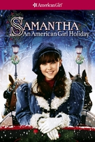 Samantha: An American Girl Holiday - DVD cover (xs thumbnail)
