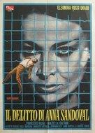 El diablo también llora - Italian Movie Poster (xs thumbnail)