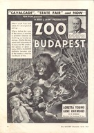 Zoo in Budapest - poster (xs thumbnail)