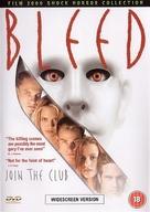 Bleed - British poster (xs thumbnail)