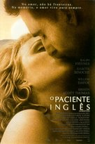 The English Patient - Brazilian poster (xs thumbnail)