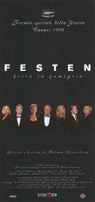 Festen - Italian Movie Poster (xs thumbnail)