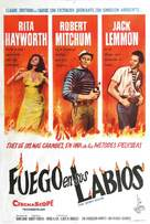 Fire Down Below - Argentinian Movie Poster (xs thumbnail)