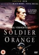 Soldaat van Oranje - British Movie Cover (xs thumbnail)