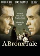 A Bronx Tale - DVD movie cover (xs thumbnail)