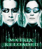 The Matrix Reloaded - Movie Cover (xs thumbnail)