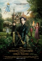 Miss Peregrine's Home for Peculiar Children - Portuguese Movie Poster (xs thumbnail)