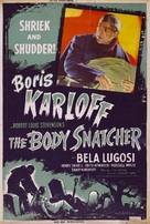 The Body Snatcher - Re-release poster (xs thumbnail)