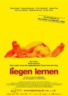 Liegen lernen - German Movie Poster (xs thumbnail)