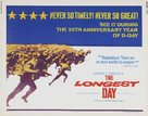 The Longest Day - Re-release movie poster (xs thumbnail)