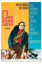 One-Eyed Jacks - Movie Poster (xs thumbnail)