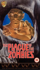The Plague of the Zombies - British DVD cover (xs thumbnail)
