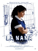 La nana - French Movie Poster (xs thumbnail)