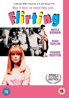 Flirting - British DVD cover (xs thumbnail)