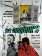 Les menteurs - French Movie Poster (xs thumbnail)