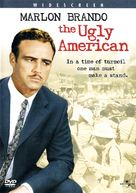 The Ugly American - DVD cover (xs thumbnail)