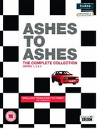 """Ashes to Ashes"" - British DVD cover (xs thumbnail)"