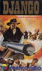 Django - Argentinian VHS movie cover (xs thumbnail)