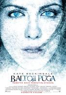 Whiteout - Lithuanian Movie Poster (xs thumbnail)