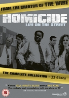 """""""Homicide: Life on the Street"""" - British DVD cover (xs thumbnail)"""