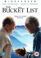 The Bucket List - British Movie Cover (xs thumbnail)