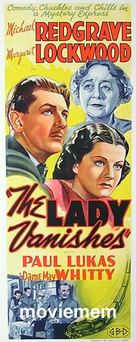 The Lady Vanishes - Australian Movie Poster (xs thumbnail)