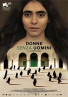 Zanan-e bedun-e mardan - Italian Movie Poster (xs thumbnail)