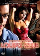 Canciones de amor en Lolita's Club - Spanish poster (xs thumbnail)