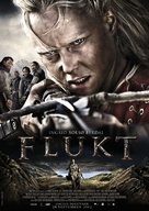 Flukt - Norwegian Movie Poster (xs thumbnail)