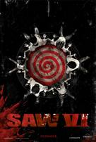 Saw VI - German Movie Poster (xs thumbnail)