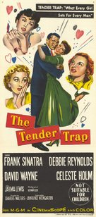 The Tender Trap - Australian Movie Poster (xs thumbnail)