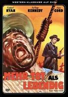 Un minuto per pregare, un instante per morire - German DVD movie cover (xs thumbnail)